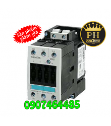 Contactor Siemens 3RT10 34-1AP00, 32A, AC3 - 15KW/400V