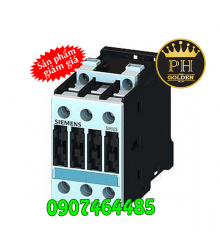 Contactor Siemens 3RT1025-1AP00, 17A, AC3 - 7.5KW/400V