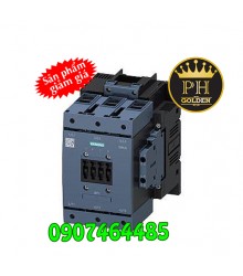 Contactor Siemens 3RT1054-1AM36, 115A, AC3 - 55KW/400V